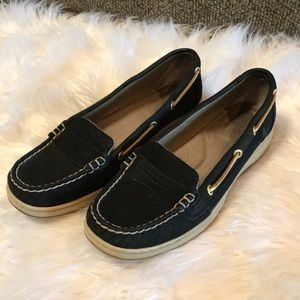 Sperry Top Sider Penny Loafer Boat Shoes